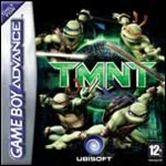 Hra pre Gameboy Advance Teenage Mutant Ninja Turtles