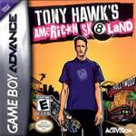 Hra pre Gameboy Advance Tony Hawks American Sk8land