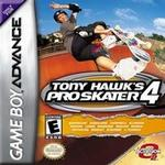 Hra pre Gameboy Advance Tony Hawks Pro Skater 4