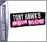 Hra pre Gameboy Advance Tony Hawks American Wasteland