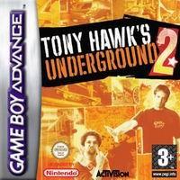 Hra pre Gameboy Advance Tony Hawks Underground 2