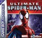 Hra pre Gameboy Advance Ultimate Spider-Man