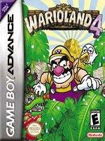 Hra pre Gameboy Advance Wario Land 4