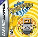 Hra pre Gameboy Advance Wario Ware Twisted