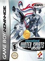 Hra pre Gameboy Advance International Winter Sports 2002