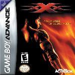 Hra pre Gameboy Advance xXx