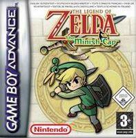 Hra pre Gameboy Advance Legend of Zelda: The Minish Cap