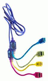 Pr�slu�enstvo pre GameBoy Advance k�bel pre GBA