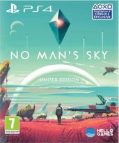 hra pre Playstation 4 No Mans Sky (Limited Edition)