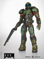 Hračka Figurka Doom - Marine 1/6 (34 cm)