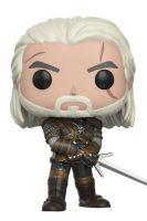 Figúrka Zaklínač - Geralt (Funko POP!) (HRY)