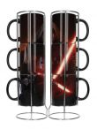 Hrnček Star Wars - Sada 3ks hrnčekov Kylo Lightsaber