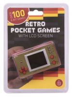 Hračka Konzole Retro Pocket Games