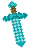 Replika meča Minecraft - Diamond Sword 51 cm