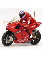 Motorka Ducati - Stoner