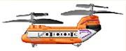 Mini Helicopter PicooZ Tandem Z-1