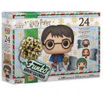 Hračka Adventní kalendář Harry Potter - Wizarding World 2020 (Funko Pocket POP!)