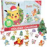 Hračka Adventní kalendář Pokémon - 2020 (poškozený obal)