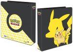 Album na karty Pokémon - Pikachu (A4 krúžkové) (HRY)