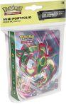 Hračka Album na karty Pokémon - Sword and Shield: Evolving Skies Mini + booster (10 karet)