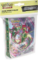 Album na karty Pokémon - Sword and Shield: Evolving Skies Mini + booster (10 kariet) (STHRY)