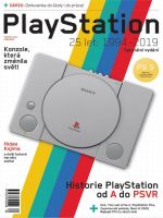 Časopis PlayStation Magazín 3/2019