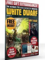 Časopis White Dwarf 2019/11 (KNIHY)