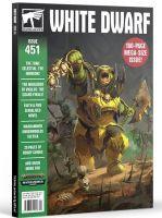 Časopis White Dwarf 2020/02 (Issue 451)