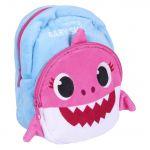 Batoh Baby Shark - ružový (HRY)
