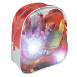 Batoh detský Marvel - Iron Man (sietiaci) (HRY)