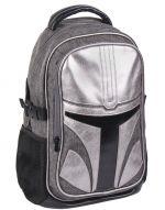 Batoh Star Wars: The Mandalorian - Causal Fashion Travel Backapack (HRY)