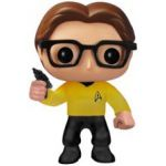 Figúrka (Funko: Pop) Big Bang Theory: Leonard (Star Trek)