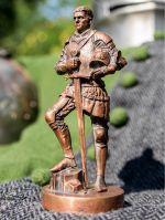 Hračka Bronzová soška Kingdom Come: Deliverance - Jindřich (Henry)