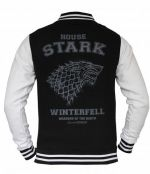 Bunda Game of Thrones - Stark College Jacket (veľkosť
