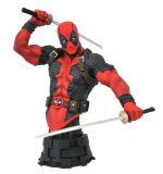 Hračka Busta Deadpool - Swords (DiamondSelectToys)