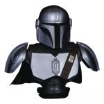 Busta Star Wars: The Mandalorian - Mandalorian Beskar Armor (Gentle Giant) (HRY)