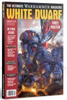 Kniha Časopis White Dwarf 2019/01