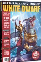 Kniha Časopis White Dwarf 2019/02