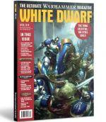 Časopis White Dwarf 2019/04 (KNIHY)