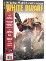 Kniha Časopis White Dwarf 2019/07