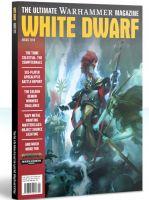 Časopis White Dwarf 2019/08 (KNIHY)