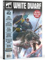 Kniha Časopis White Dwarf 2020/03 (Issue 452)
