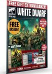 Časopis White Dwarf 2020/11 (Issue 458) + plakát a karty