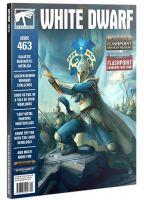 Časopis White Dwarf 2021/04 (Issue 463) (KNIHY)