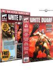 Časopis White Dwarf 2021/06 (Issue 465) + transfer sheet