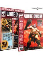Časopis White Dwarf 2021/06 (Issue 465) + transfer sheet (KNIHY)