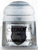 Citadel Air Paint - olovená (Leadbelcher)