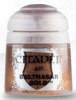 Hračka Citadel Air Paint - zlatá (Balthasar Gold)