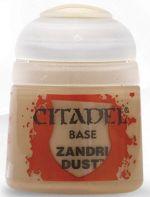 Citadel Base Paint (Zandri Dust) - základní barva, prach (STHRY)