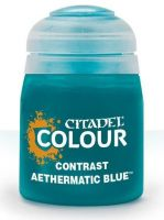 Citadel Contrast Paint (Aethermatic Blue) - kontrastná farba - modrá (STHRY)